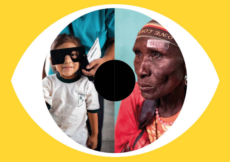 The WHO launches its first World Report on Vision