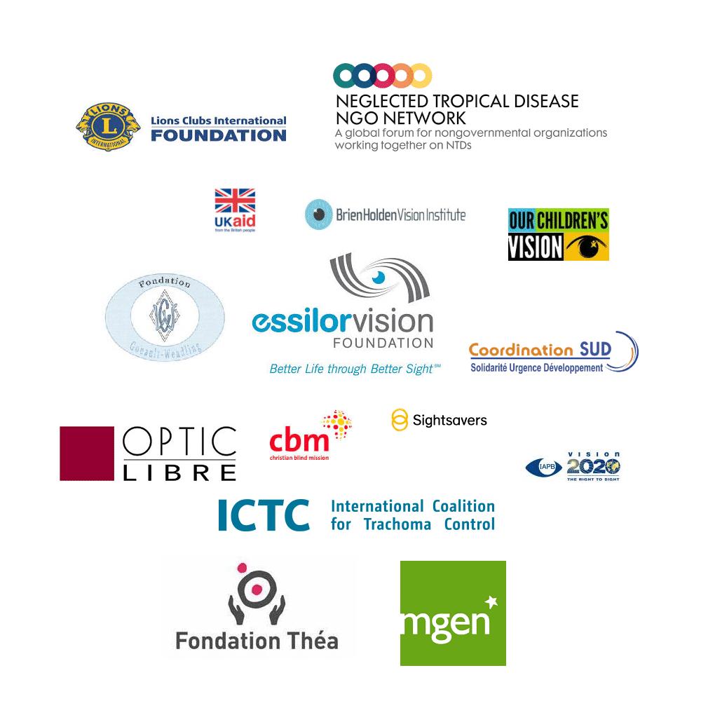 other partners - L'Organisation pour la Prévention de la Cécité (OPC) encourage le renforcement des systèmes de santé oculaire et lutte pour le droit à la vue des populations les plus négligées en Afrique francophone.